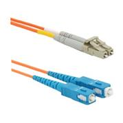 DIGITUS Fiber Optic Patch Cord, LC - SC Singlemode 09/125 µ, 2m