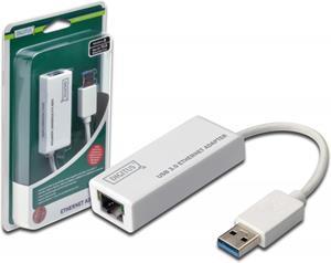 Digitus USB 3.0 adaptér na Gigabit Ethernet