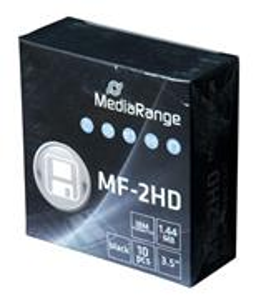 "diskety Mediarange 1,44MB 3,5"" 10 pack"