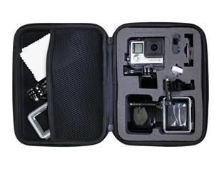 Doerr HardCASE GPXMedium Black pro GoPro