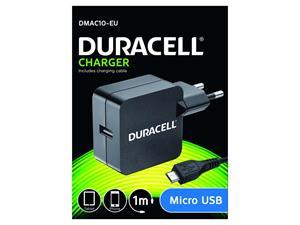Duracell USB Nabíječka pro čtečky & telefony 2,4A včetně kabelu USB micro B