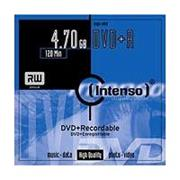 DVD + R INTENSO 4.7GB 16x SLIM Printable