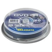 DVD+R Traxdata 10 pack 16X/4.7GB