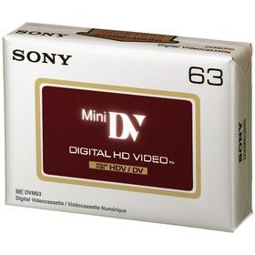 DVM 63HDV Mini DV kazeta SONY