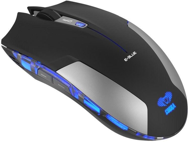E-Blue Cobra Jr., myš, čierna