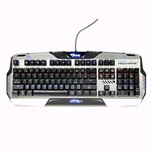 E-Blue Mazer Mechanical 729, herná klávesnica, čierna, drôtová (USB), SK/CZ