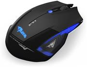 E-Blue Mazer-R, myš, čierna