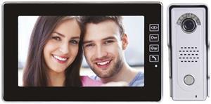 """Emos H1018, 7"""" LCD, farebný, čierna"""