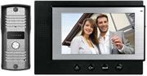 EMOS H2012, videotelefón, čierna