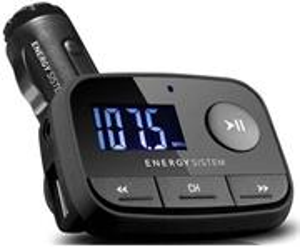 ENERGY Car MP3 f2 Black Knight, FM vysílač, SD/SDHC karty až do kapacity 32GB, MP3,WMA,USB,DO