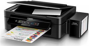 Epson L386, color, wifi, iPrint