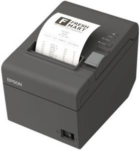 EPSON TM-T20II, seriova + USB + Ether., zdroj, šeda