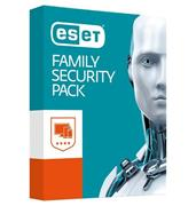 ESET Family Security Pack - el. licencia