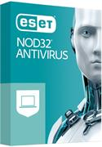 ESET NOD32 Antivirus - krab. licencia pre 1 PC + 1 ročný update