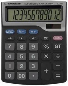 Esperanza ECL101 TALES Elektronická stolná kalkulačka