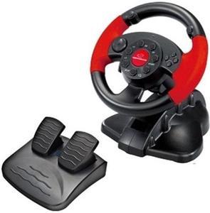 Esperanza EG103 HIGH OCTANE herný volant s vibráciami pre PC/PS2/PS3