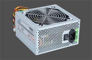 Eurocase 450W, PFC, 12cm fan