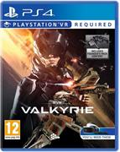 Eve: Valkyrie VR (PS4 VR)