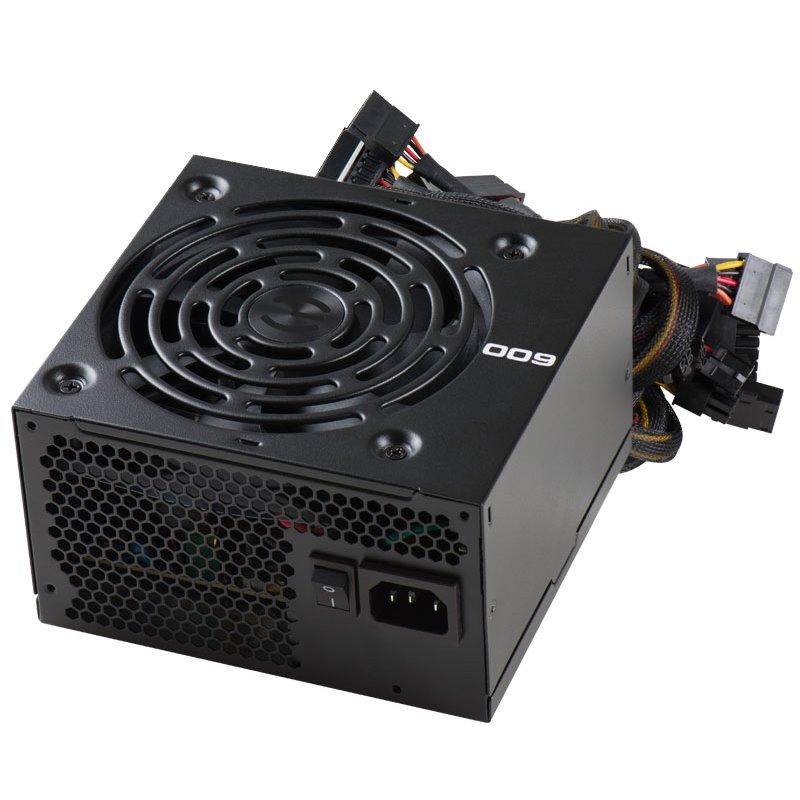 EVGA 600 600W W1 / 80 Plus
