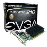 EVGA Nvidia GeForce 210 DDR3, 1GB