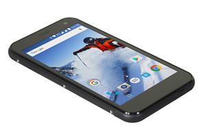 Evolveo StrongPhone G4, odolný, Dual SIM, čierny