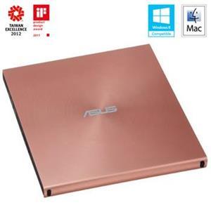 Ext. DVD-RW ASUS SDRW-08U5S-U/PINK externá slim + soft