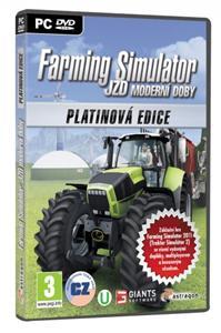 Farming Simulator: JZD moderní doby, platinová edícia (PC)