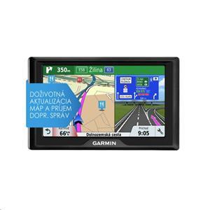 Garmin Drive 50 LM Lifetime CE - mapy strednej Europy