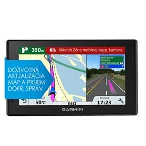 GARMIN DriveSmart 51 LMT-D Lifetime EU (45 krajín)