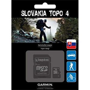 Garmin Slovakia TOPO v.4 (micro SD/SD)