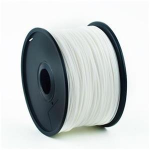 GEMBIRD ABS plastové vlákno pre 3D tlačiarne, priemer 1,75 mm, biele