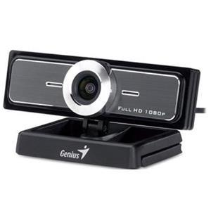 Genius WideCam F100, FullHD 1080p, širokoúhla web kamera, USB