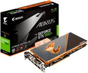 GIGABYTE AORUS GTX 1080 Ti Waterforce WB Xtreme Edition 11G