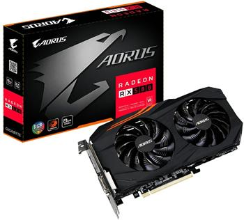 Gigabyte AORUS RX580 8G