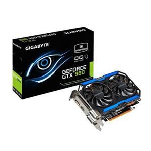 GIGABYTE GeForce GTX GV-N960OC-2GD, 2GB