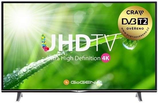 GOGEN TVU 49S298 STWEB, televizor - rozbalený
