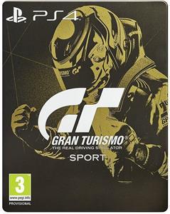 Gran Turismo Sport - Steelbook Edition (PS4)