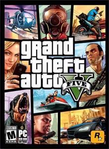 Grand Theft Auto V (PC) s mapou, GTA V, GTA 5