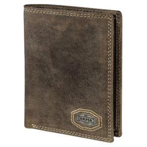 Hama 1923 Fifteen Heritage, pánská kožená peňaženka