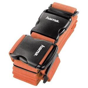 Hama 2-smerný popruh na batožinu, oranžový, 5x200/5x230 cm
