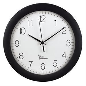 Hama PG-300, nástenné hodiny, čierne