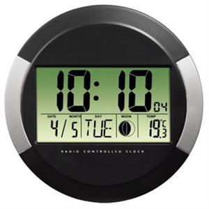 Hama PP-245, nástenné hodiny riadené rádiovým signálom DCF