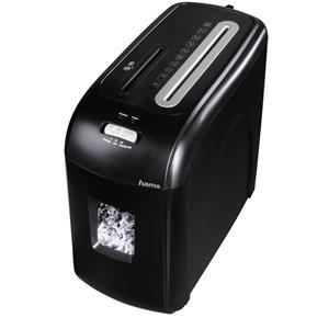 Hama Premium X11CD, elektrická skartovačka, krížový rez