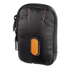 Hama Sorento 40C, púzdro na fotoaparát, čierno-oranžové