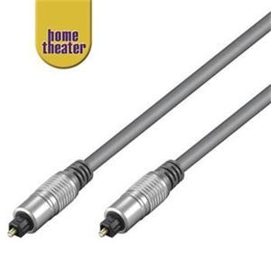 Home Theater optický kábel M/M, 2.5m, prepojovací