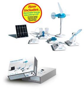 HORIZON Renewable Energy Education Set (FCJJ-27)