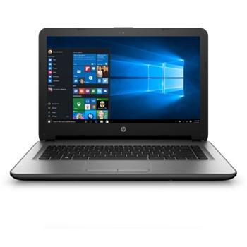 HP 14-ac104nc W0X86EA, strieborný