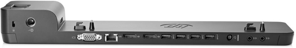 HP 2013 UltraSlim Docking Station (2x Display ports)
