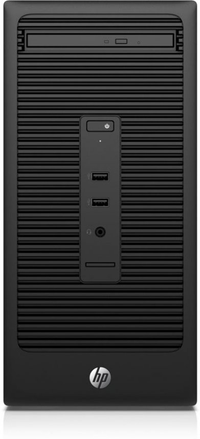 HP 280 G2 MT, 4GB, 128GB SSD, Win 10 Pro + Win 7