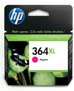 HP 364 XL Magenta CB324EE (750str.)